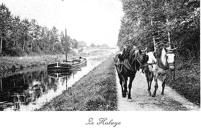 le_halage