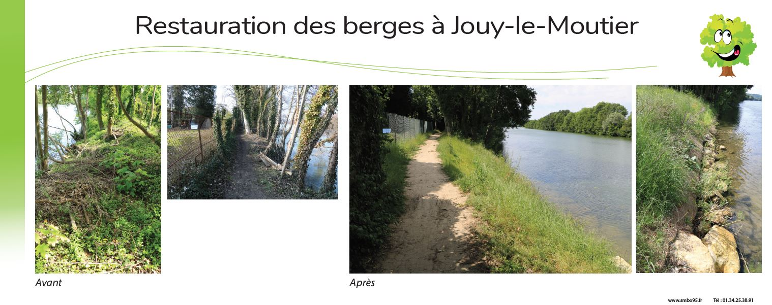 Avant-après-Jouy le Moutier